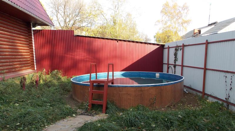 Вы просматриваете изображения у материала: Баня на Воровского