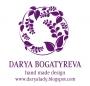 Дарья Богатырева - hand-made дизайнер