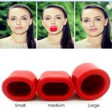 Плампер для увеличения губ, фуллипсы, фуллеры или присоски для объема губ