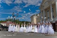 Фоторепортаж | Страна Невест 2011 Ижевск | Фотограф Яна Данилова