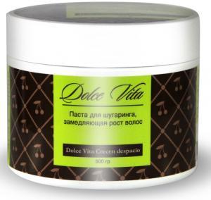 Dolce Vita Creen despacio m Дольче Вита сахарная паста замедляющая рост волос мини Ижевск