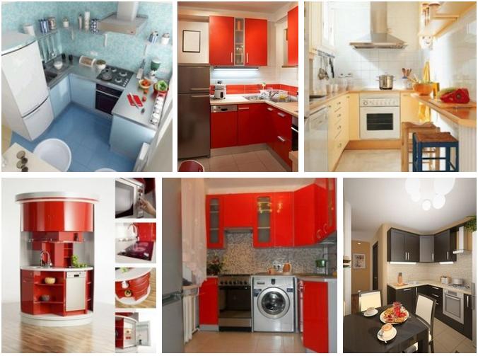 kuhni готовые модульные кухни