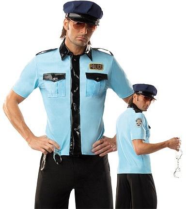 004 Полицейский в Европе