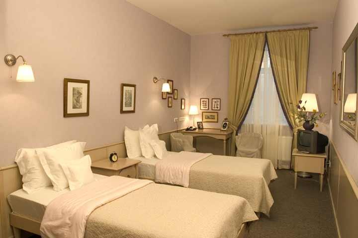 hotel Отели и гостиницы Ижевска и хостелы