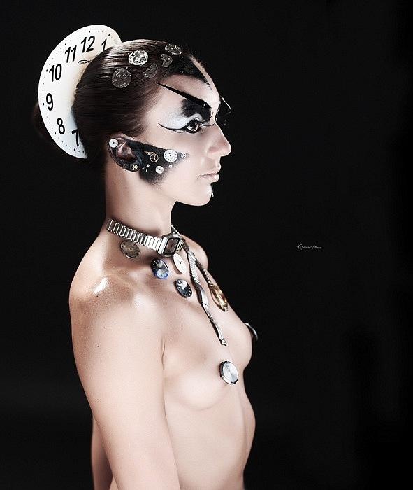 Вы просматриваете изображения у материала: Немешаева Юлия - визажист