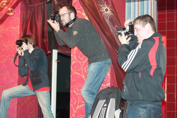 Вы просматриваете изображения у материала: ФОТОпробы: 1001ночь в сауне Тазик БЭКСТЕЙДЖ