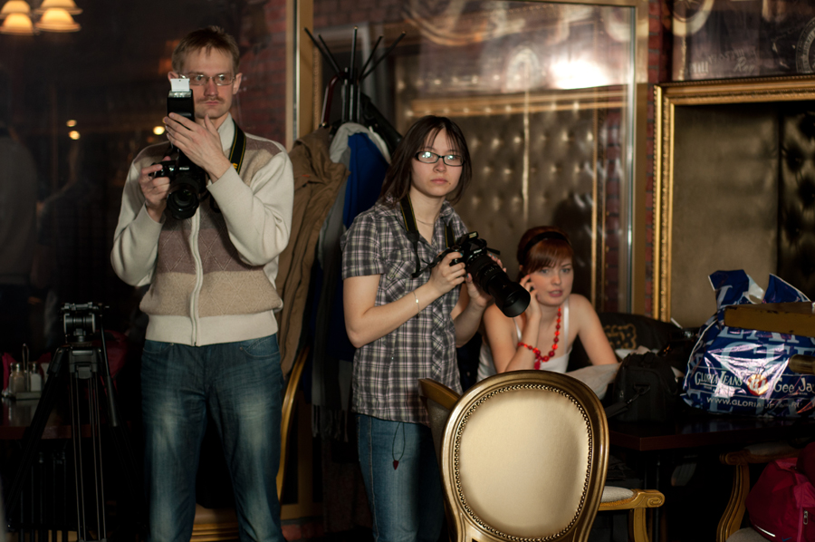 Вы просматриваете изображения у материала: СТИЛЯГИ. Backstage by Александр Моторин