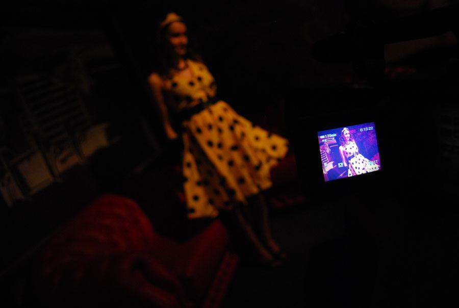 Вы просматриваете изображения у материала: СТИЛЯГИ. Backstage by Яна Данилова №1