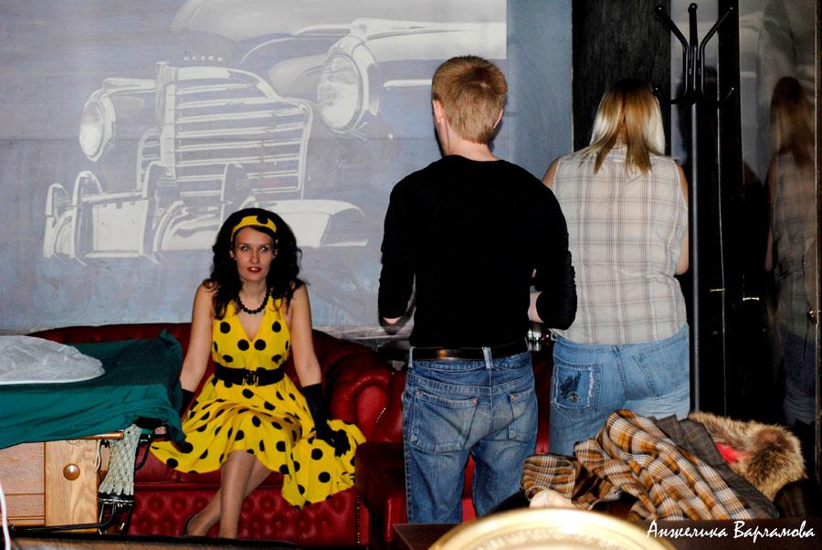 Вы просматриваете изображения у материала: СТИЛЯГИ. Backstage by Анжелика Варламова №1