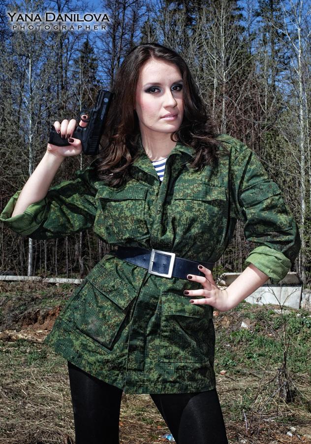 Вы просматриваете изображения у материала: Военно-полевой роман: фотоотчет №2 Яны Даниловой