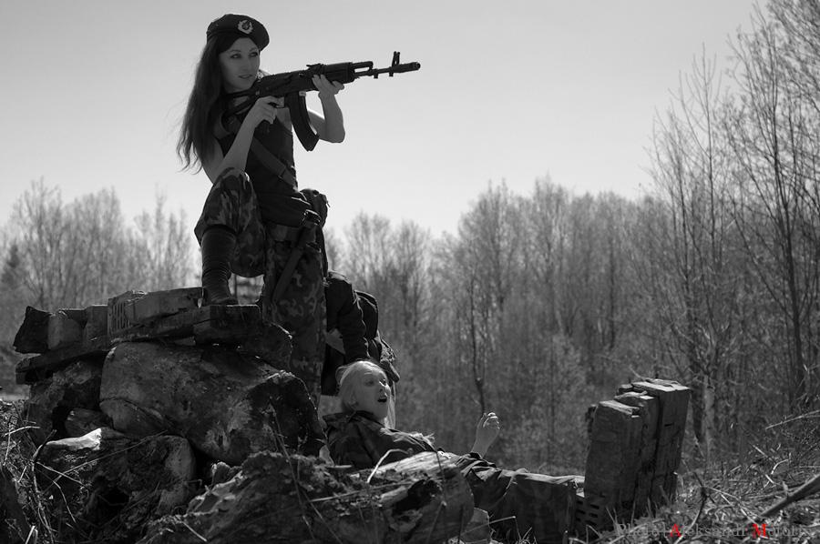 Вы просматриваете изображения у материала: Военно-полевой роман от Александра Моторина