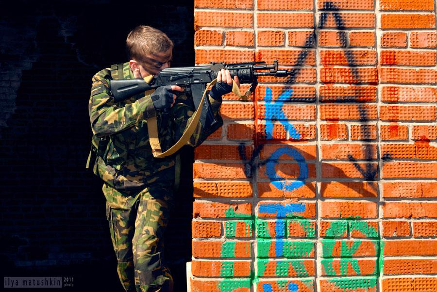 Вы просматриваете изображения у материала: Военно-полевой роман: от Ильи Матушкина