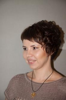 Лопатина Олеся - визажист