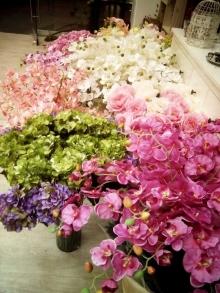 В Винтаже поступление роскошных искусственных цветов