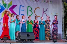 Финал конкурса красоты РЫЖАЯ КРАСАВИЦА-2015: победительницей стала школьница!