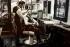 Требуется барбер в новую мужскую парикмахерскую БОСС