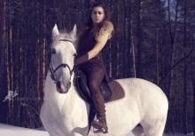 ФОТОпробы | Конная прогулка | Фото - Александр Марков | Chubrita